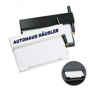 Notizset fürs Auto - Made in Germany