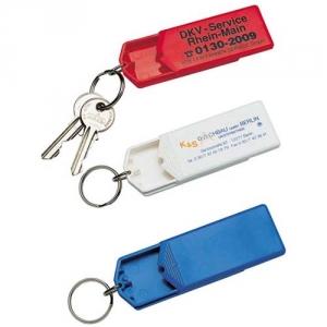 Safebox als Schlüsselanhänger