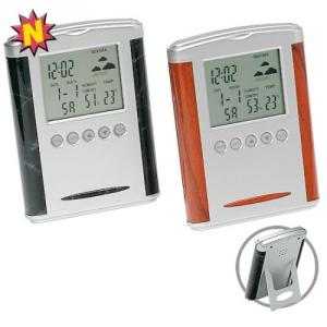 Hygrometer und Thermometer im edlen Design