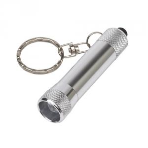 Alu-Taschenlampe mit LED