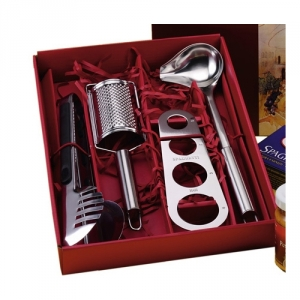 4-teiliges Pasta-Set