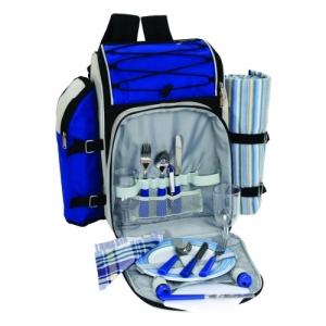Exklusiver Picknick-Rucksack für 2 Personen