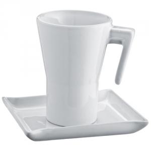 futuristische Kaffee-Tassen