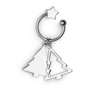 Weihnachtsschlüsselanhänger Christbaum