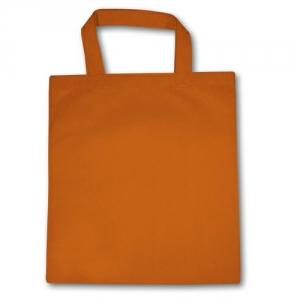 Kleine Vliestasche mit kurzen Griffen