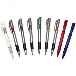 Eleganter Kugelschreiber mit Großraummine