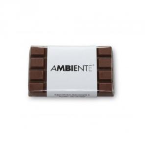 Schokoladen-Täfelchen