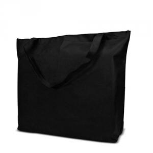 Vlieseinkaufstasche mit Reißverschluss