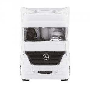 Zugmaschine 7,5 t und Anhänger Mercedes