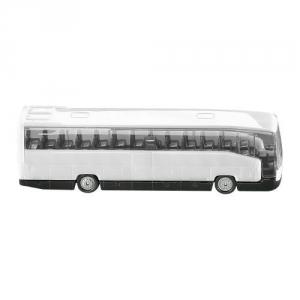 Reisebus oder Manschaftsbus