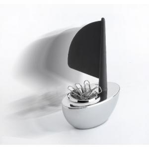 Segelschiff als Büroklammerhalter