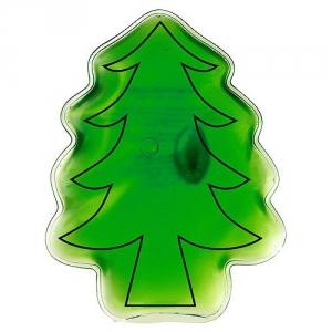 Gel Wärmekissen in Tannenbaumform