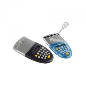 Taschenrechner mit Wasser als Energiequelle