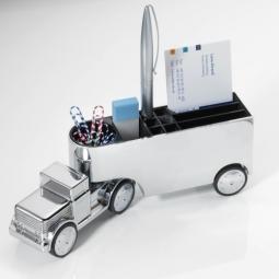 Truck als Schreibtischbuttler
