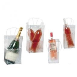 Flaschentasche auch als Flaschenkühler