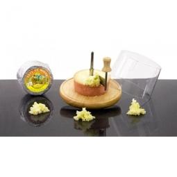 Schweizer Käse mit Hobel