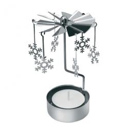 Weihnachtliche Teelichter