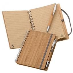 Notizbuch Bambus