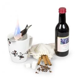 Feuerzangenbowle-Geschenkset