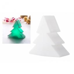 Weihnachtliche LED Lampe