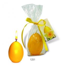 Eierkerze für Ostern
