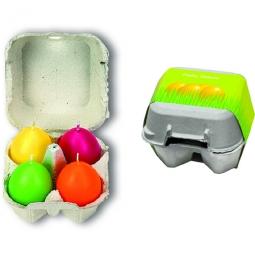 Ostereikerzen mit Box