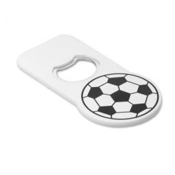 Fußball-Flaschenöffner mit Magnet