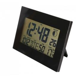 Wanduhr mit Thermometer