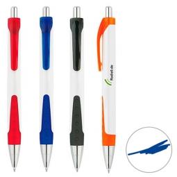 Druckkugelschreiber mit Softgrip