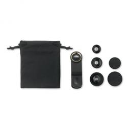 Objektiv-Set für die Smarphone-Kamera