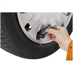 2-in-1 Schlüsselanhänger für Autofahrer