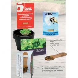 Pflanzen-Stick - auch als Mailingverstärker geeignet