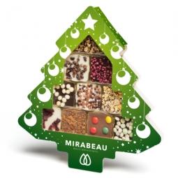 Schokoladenbaum Weihnachten