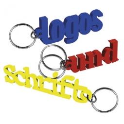 Schlüsselanhänger aus Ihrem Logo