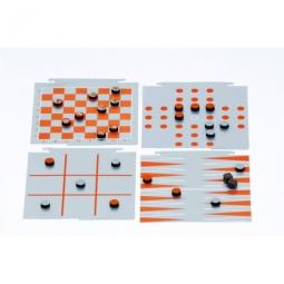 Reise-Spiele-Set aus Magnet