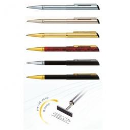 Stempelkugelschreiber aus Metall