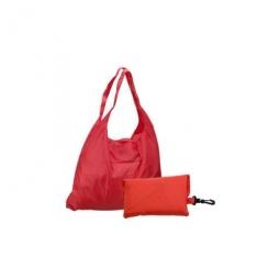 Faltbare Einkaufstasche als Schultertasche