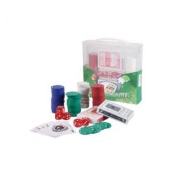 Gewinnspiel Poker in der Box