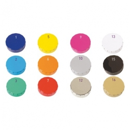 Klickdose in allen Farben